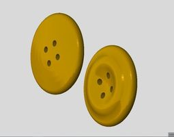 3D printable model Classic Button