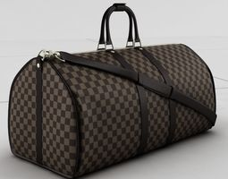 vuitton 3D model Hand bag