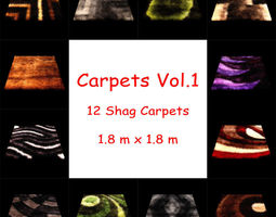 3D Carpets Vol 1