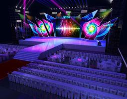 stage design 3dmax2009-1841