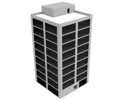 3D model Edifice