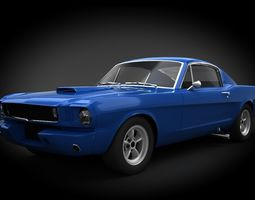 3D Shelby