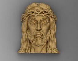 3D print model Pendant Jesus