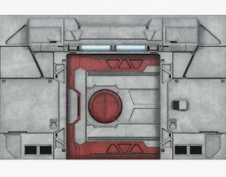 3D model Sci-FI Element 12