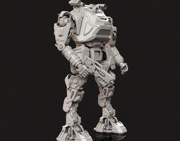 3D print model Robot Toy