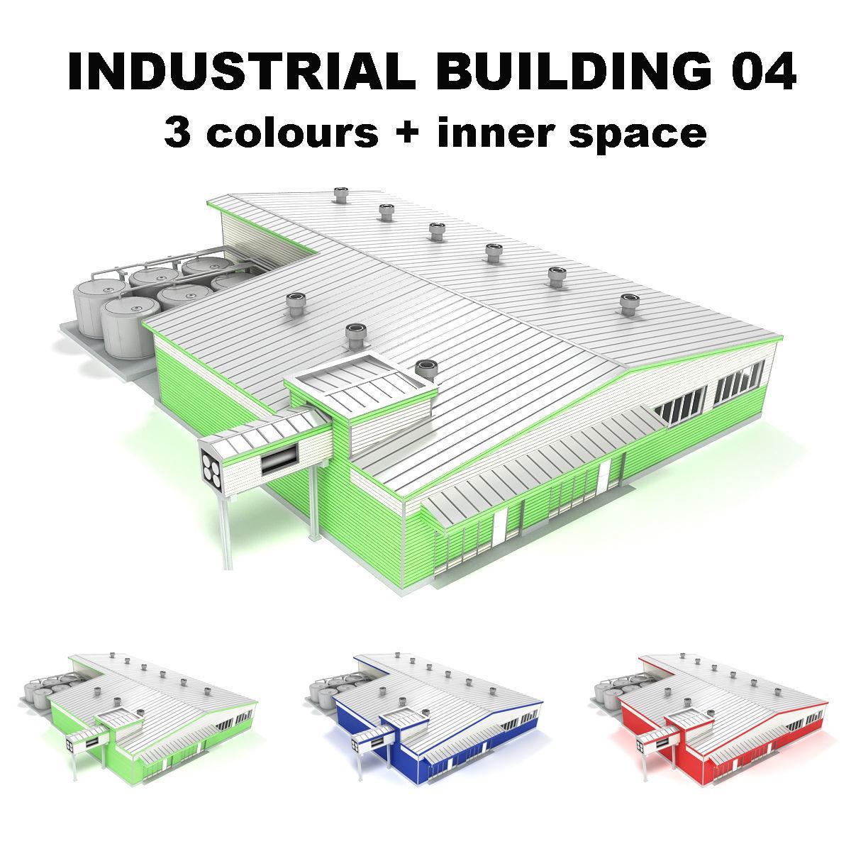 Industrial building 04