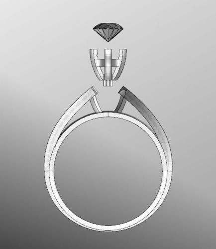 diamond-fashion-ring-jewelry-design-3-3d
