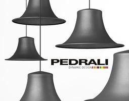 PEDRALI L004 3D model
