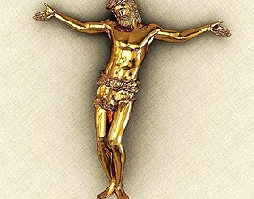 3D print model jesus Crucifixion Jesus