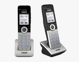 VTech Small Business Office Phone System 3D model