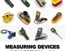 3D Measuring devices vol 1