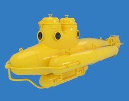 3D Submarine