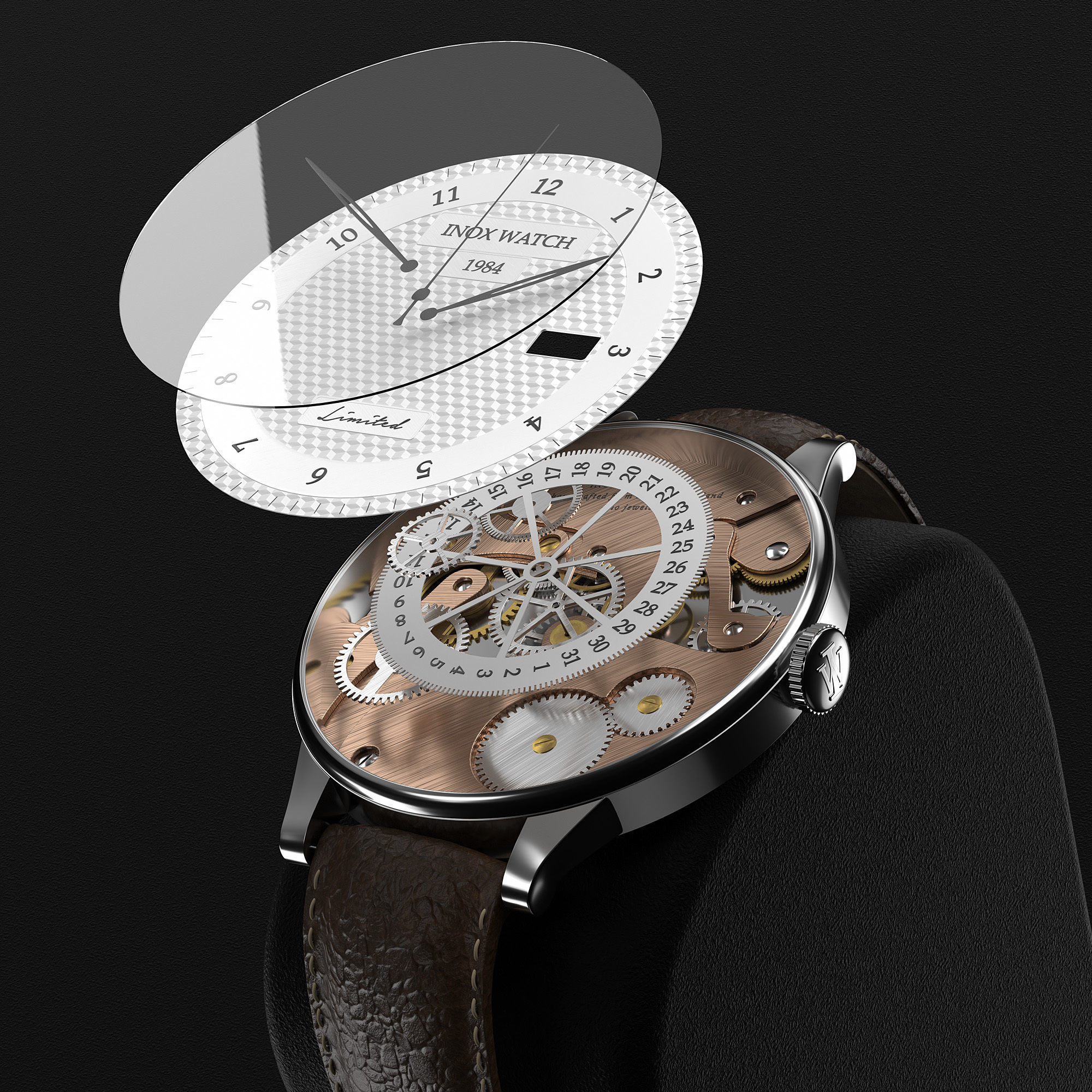 Generic watch for visualization