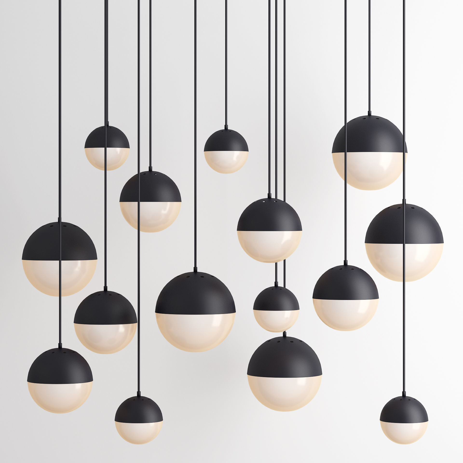 cap drop uk products plumen black only fitting pendant light