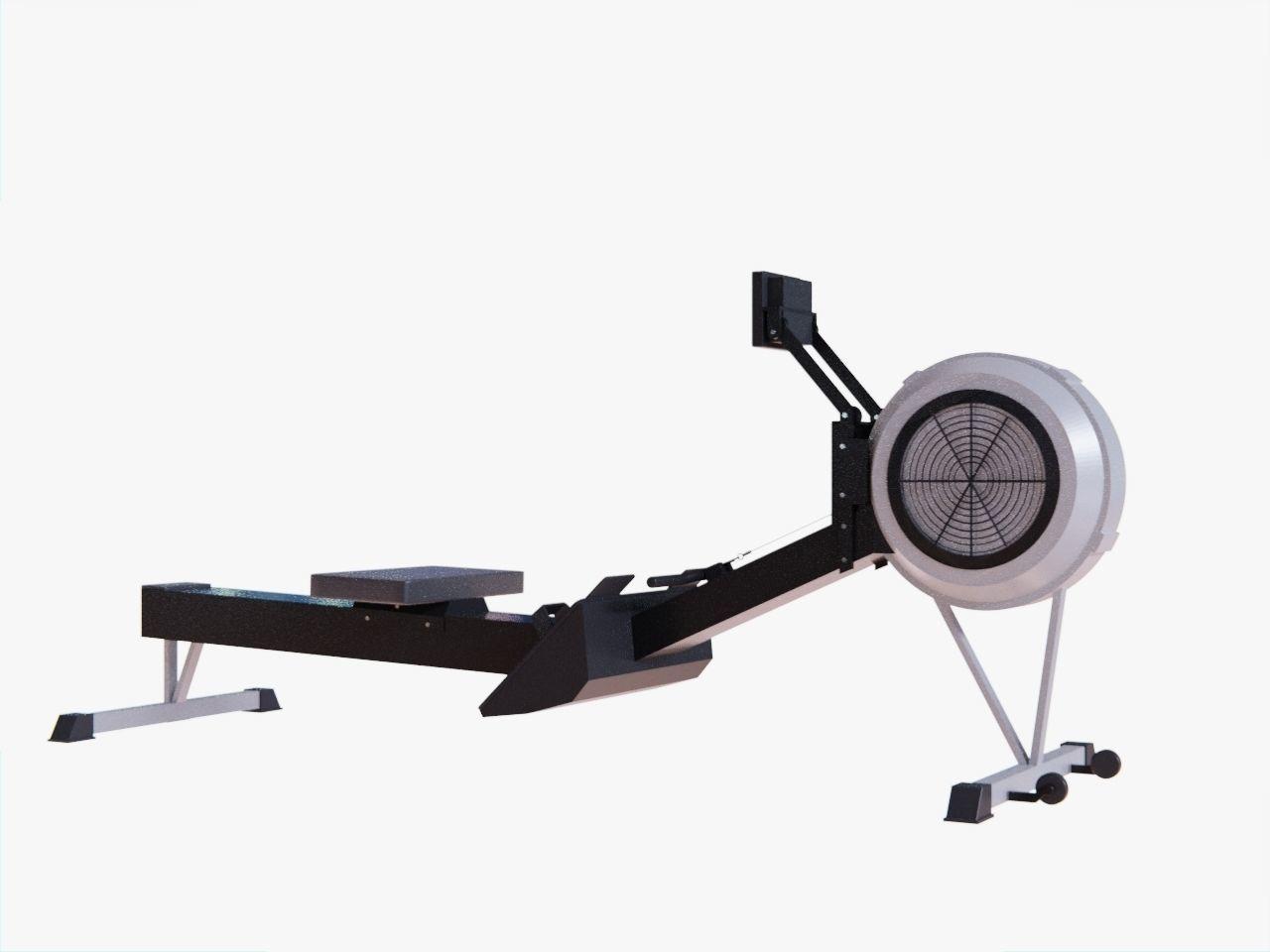 Rowing Machine - Indoor Rower - Gym Equipment