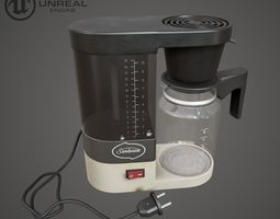 Coffe Maker 3D model