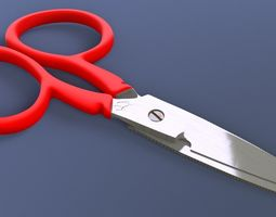 3D PBR Scissors