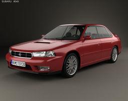 Subaru Legacy 1994 3D