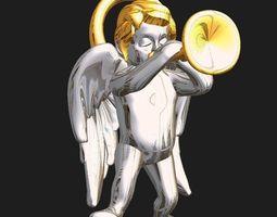 BABY angel 3D print model