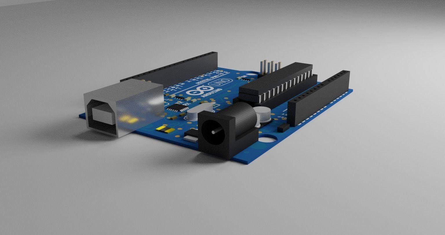 Arduino Uno Board Model R3