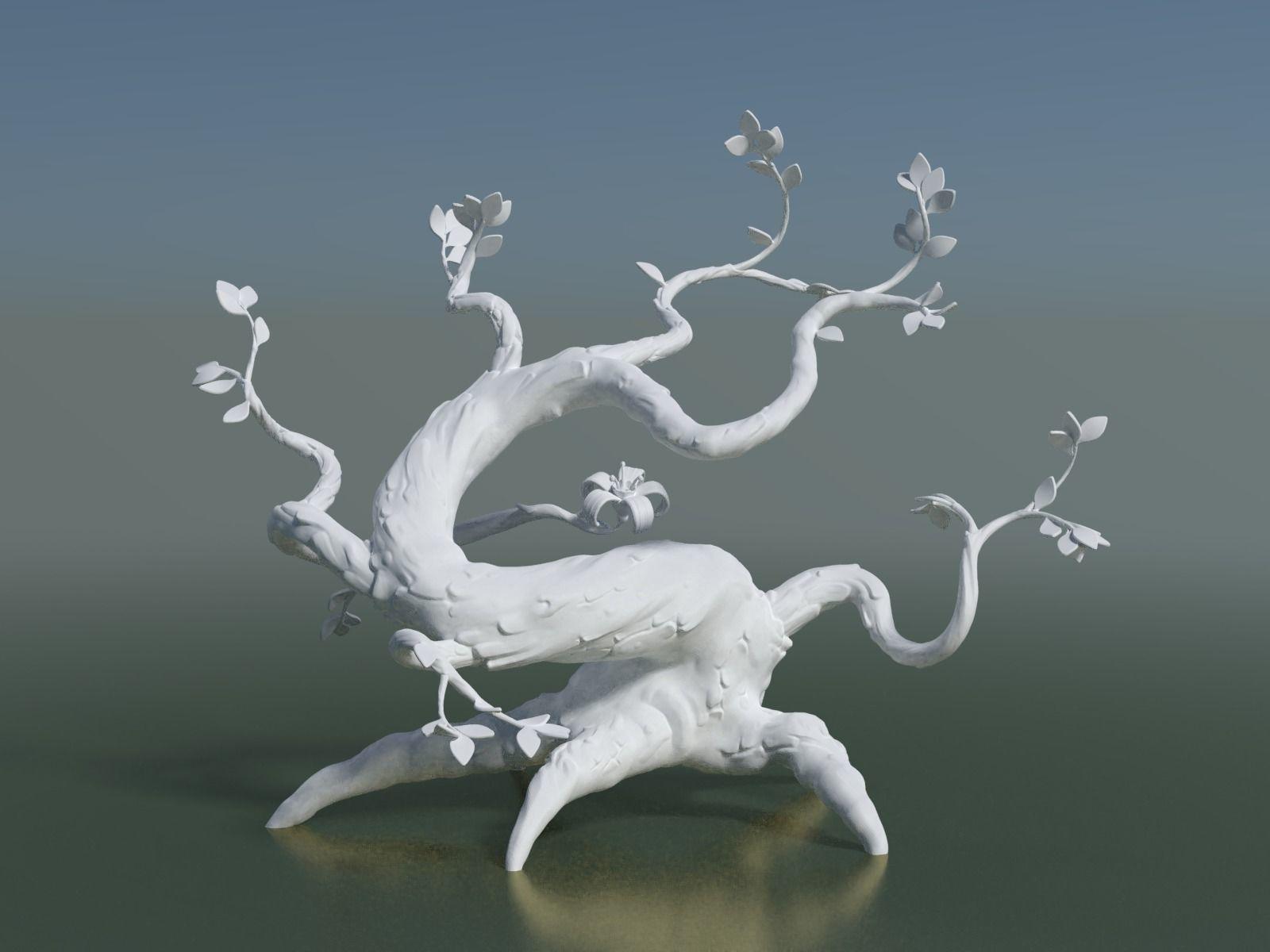Printable Fantasy Tree
