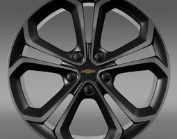3D Chevrolet Volt Z spec concept rim