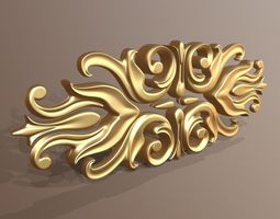 Interior Design Element 3D model