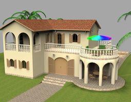 Italy house 3D