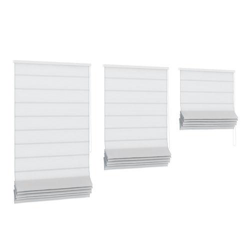 white roman blinds blackout white roman blinds 3d model max obj mtl fbx c4d white roman blinds 3d max obj mtl fbx c4d