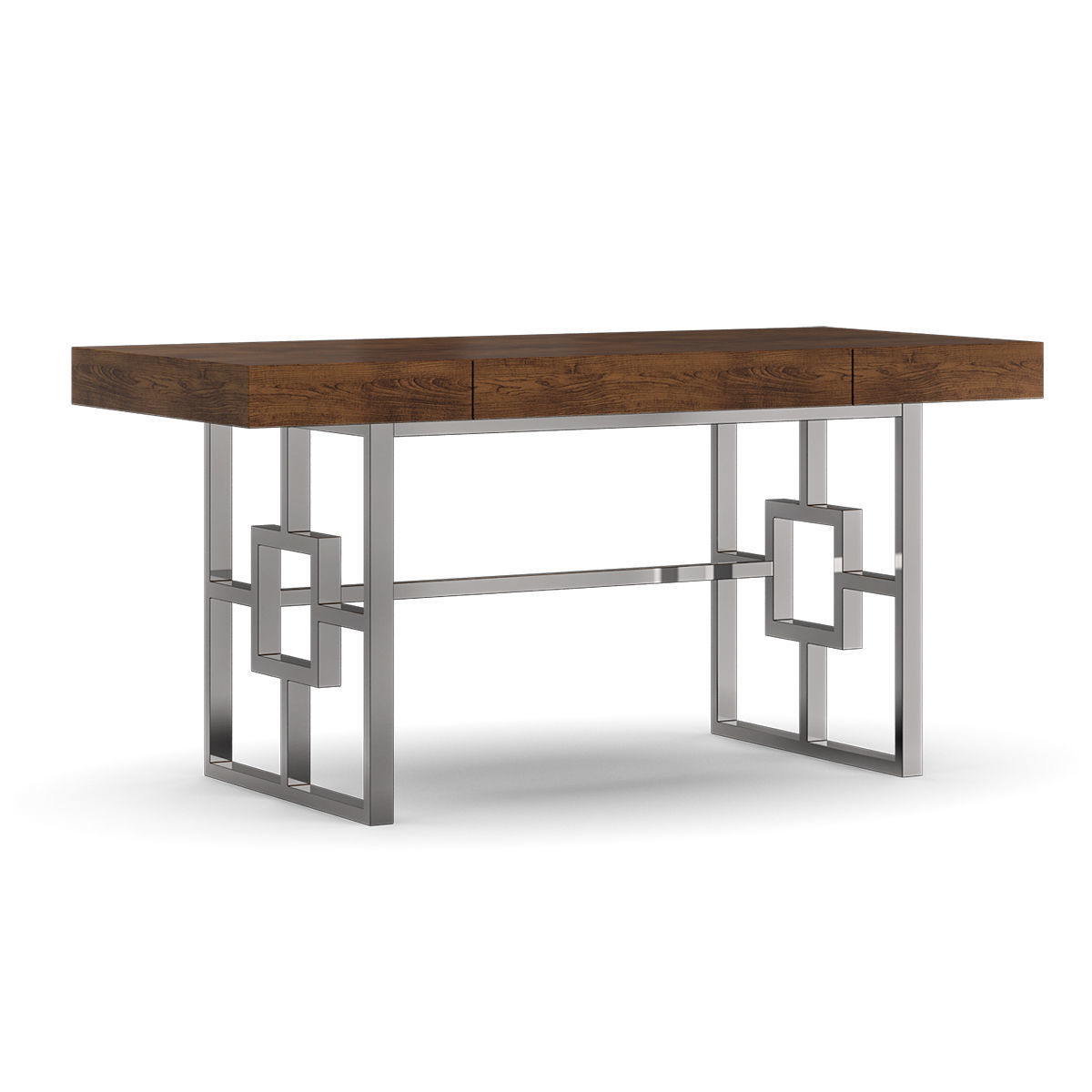 Lexington Rogers Writing Desk 3d Model Max Obj Fbx Mat 1