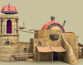 Game House 3d model