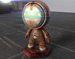 DeadSpace Mat 3D asset