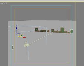 Camera look-at little script 3D asset