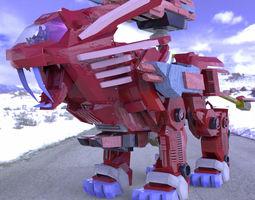3D LeoBot