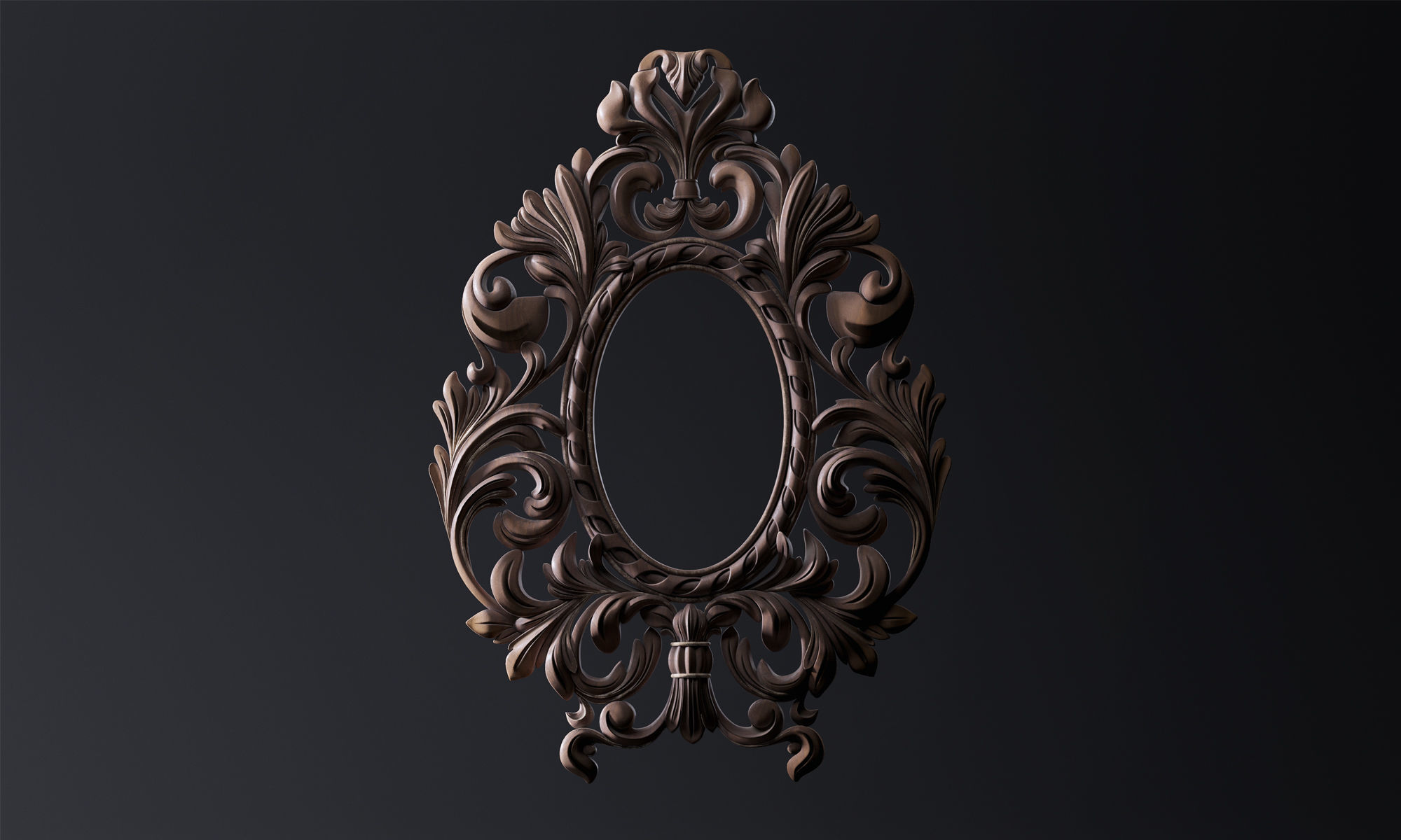 Carved Mirror Substance Painter