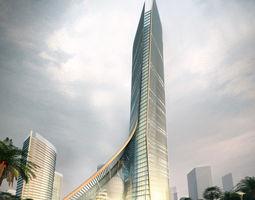 Architecture 029 3D