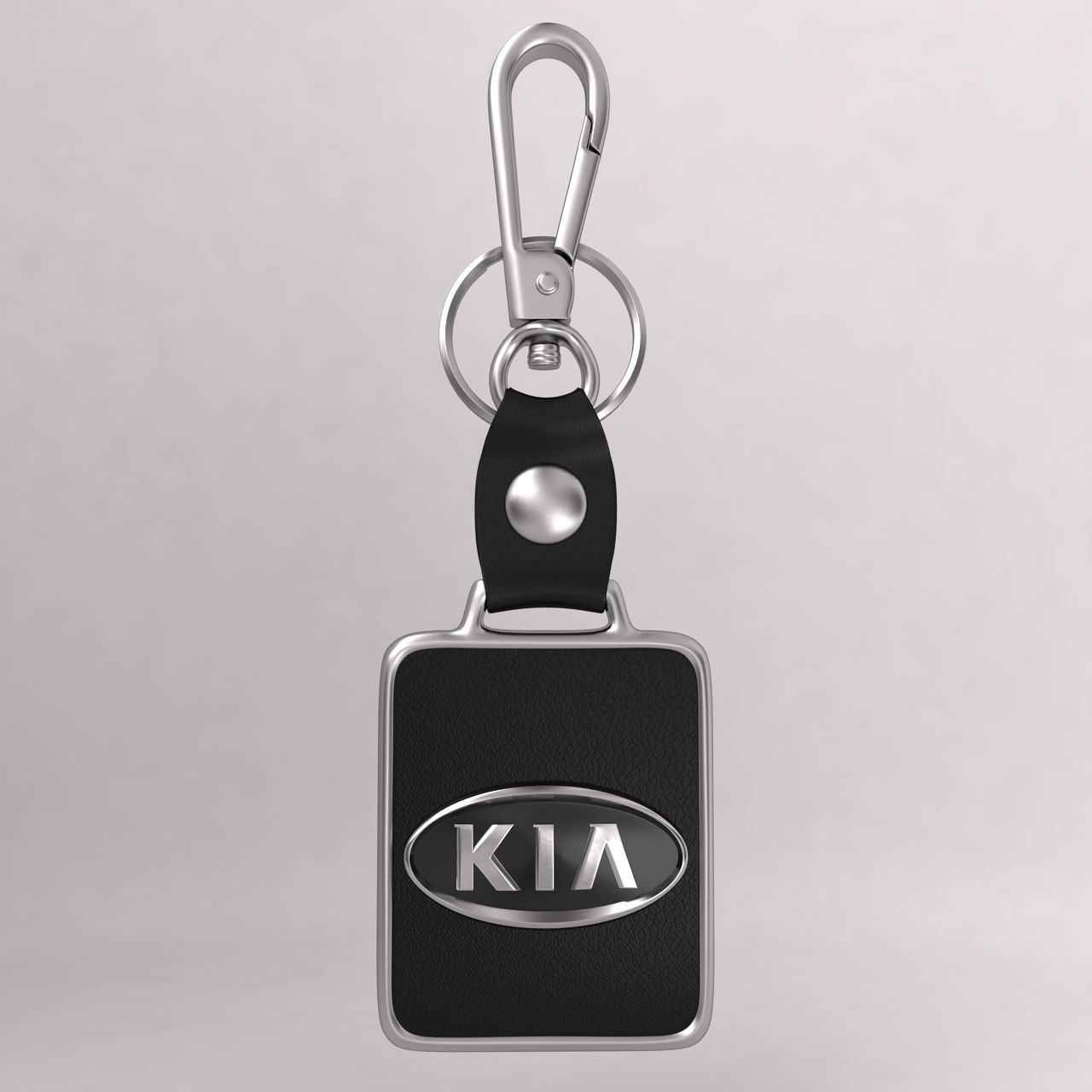 Kia Car Logo Keychain 3d Model Cgtrader