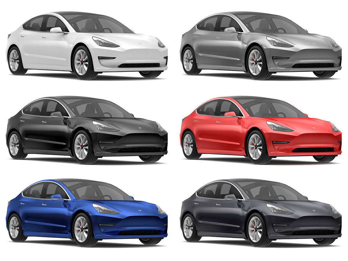Best Tesla Color