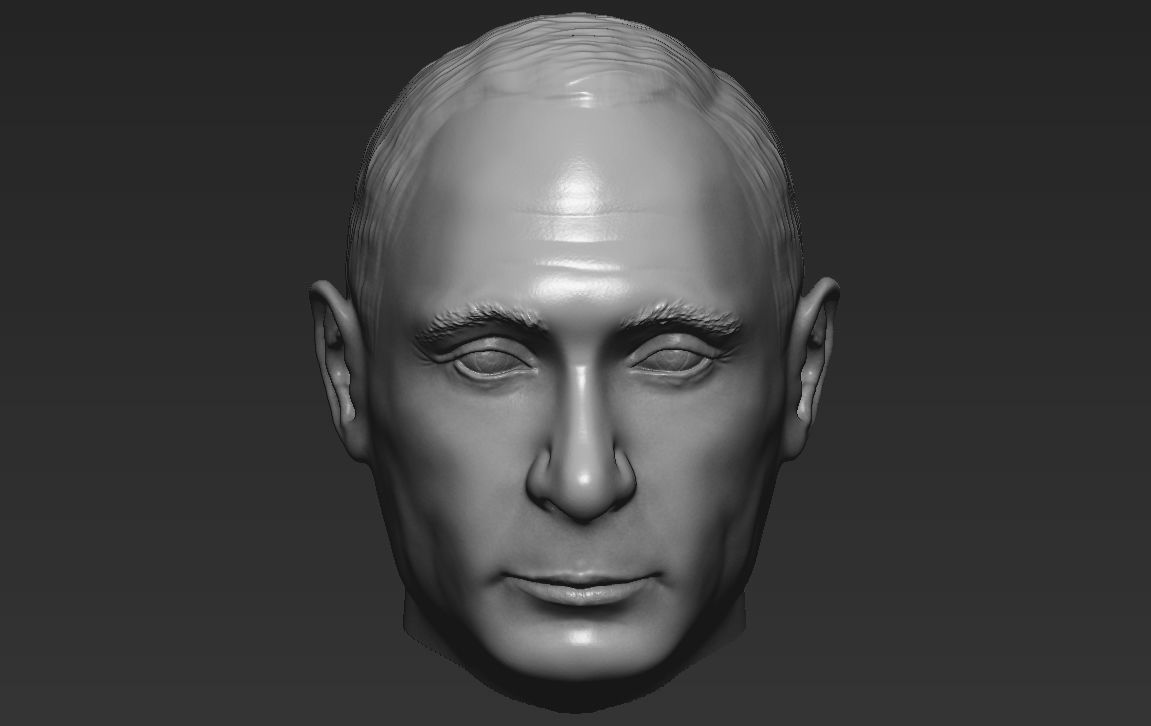 Vladimir Putin standard version only mesh