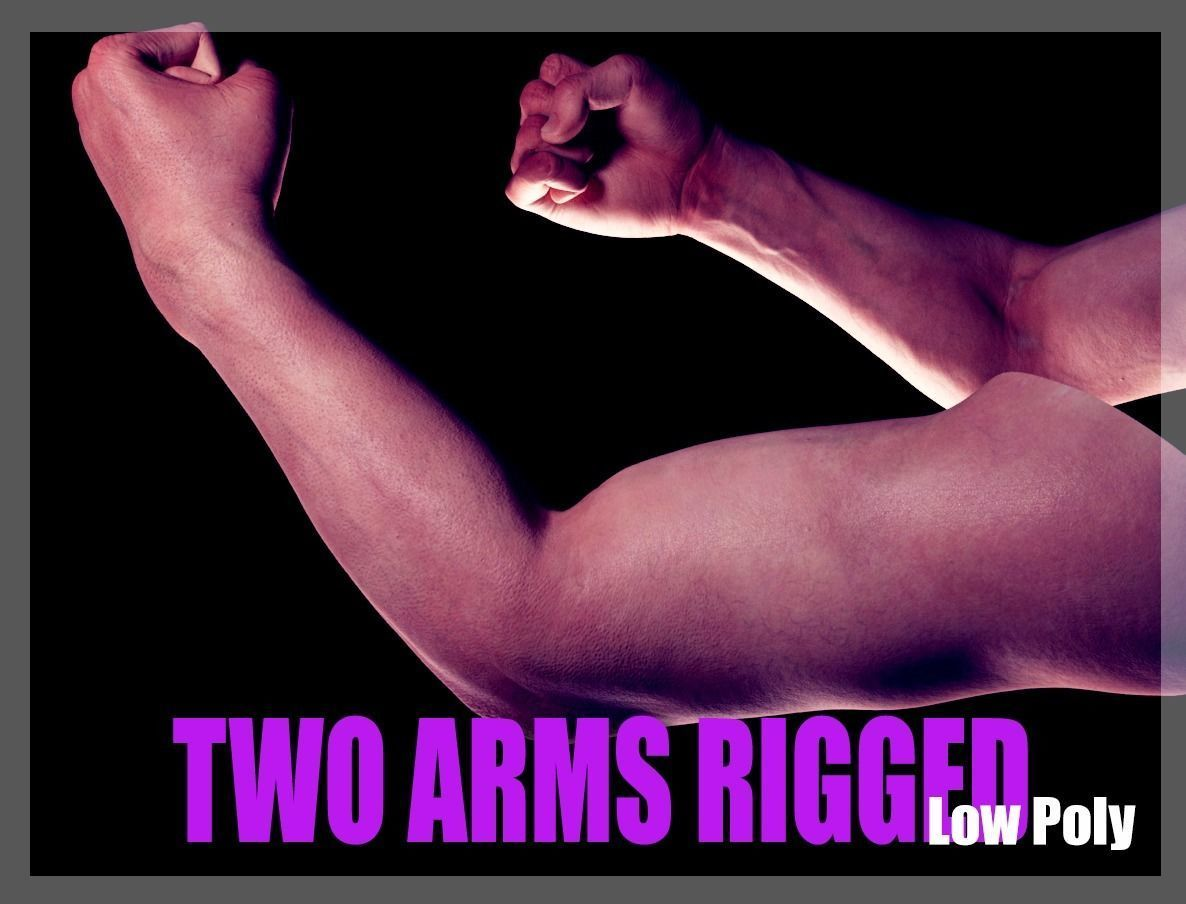 Two Arms Rigged