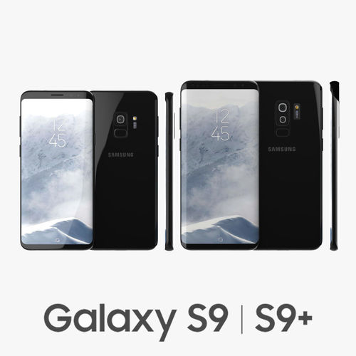 samsung galaxy s9 plus black