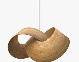 Torus Knot Light 3D model