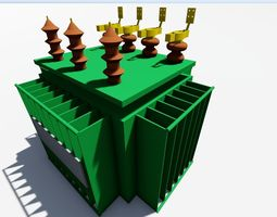 Transformer 3D general-electric