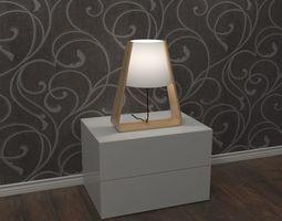 3D model Lamp - Night table light
