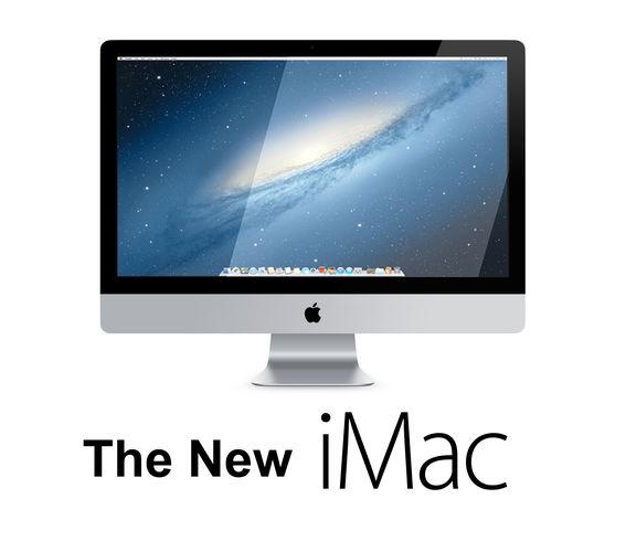 the new imac 2013 2014 3d model max obj mtl 3ds fbx 1