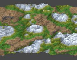 land2 3D model