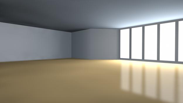 ... Photorealistic Room 3d Model C4d 2 ...