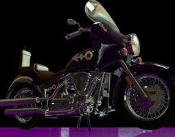 Prince Purple Rain Bike 3D