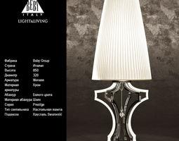 Beby Group Prestige Collection 0180L01 3D model
