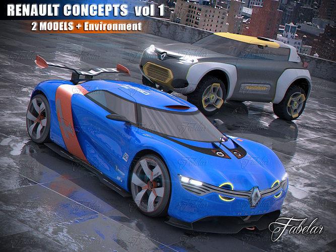 Renault concept vol 1